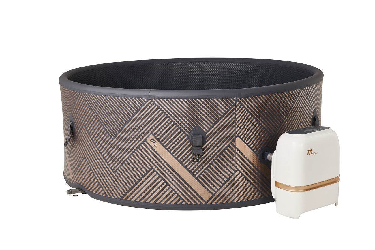 Mspa mono inflatable hot tub