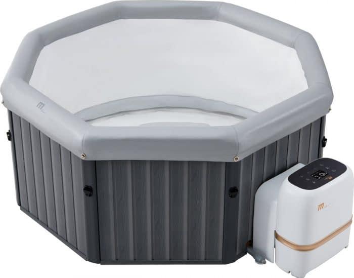 Mspa UK Frame Series Tuscany 6 Bather Inflatable Hot Tub