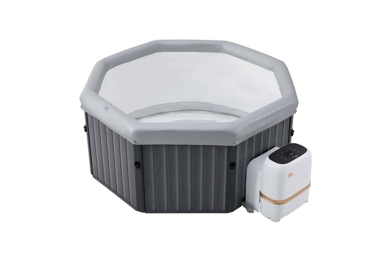 MSpa tuscany inflatable hot tub