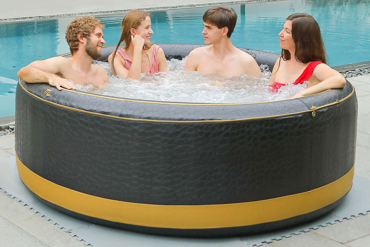 MSpa Tekapo Hot Tub for 4-6 people
