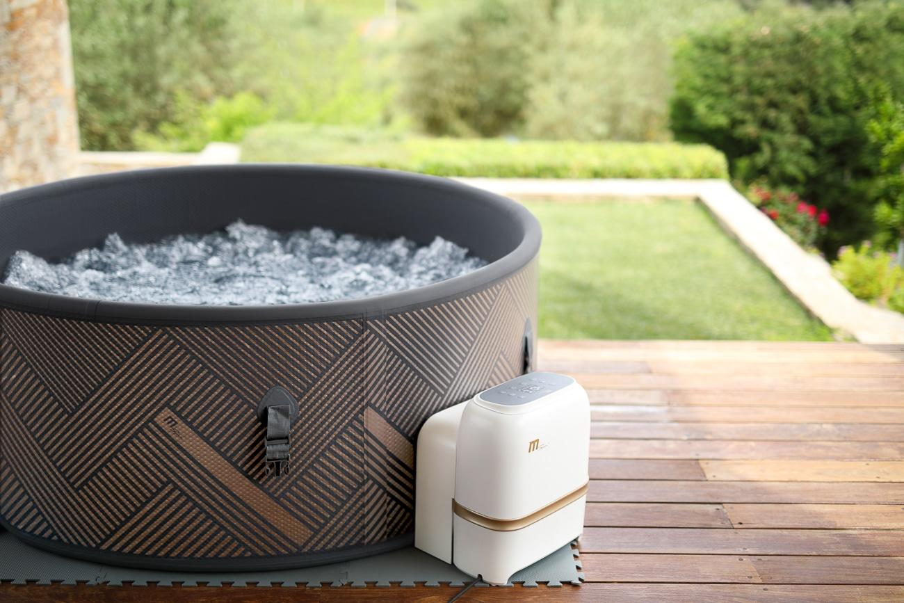 MSpa Tekapo Hot Tub for 4 people